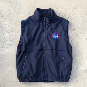 🚀🚀 Vintage NASA Fleece vest